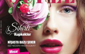 2018 Nisan Sufle Dergisi'ndeyim!..
