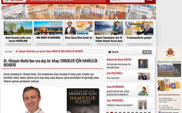 Hotelgazetesi.com'dayım!.